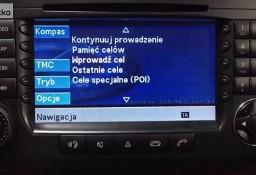 Mercedes CLK-Klasse NTG2 2018 Europa wersja 19.0