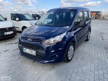 Ford Transit Connect Trend, SALON PL, FV23%, BEZWYPADKOWY