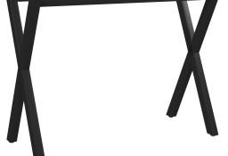 vidaXL Nogi do stołu w kształcie X, 100 x 40 x 72 cm285127