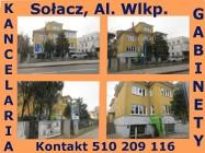 Mieszkanie Poznań Sołacz, ul. Willa Miejska Sołacz-Kancelaria
