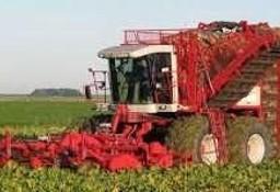 Kurs na kombajny do roślin okopowych, buraków ziemniaków kapusty, pora