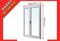 Drzwi Balkonowe OKNO Okna PCV Plastikowe SUPER PROMOCJA ! Kolor Do Wyboru