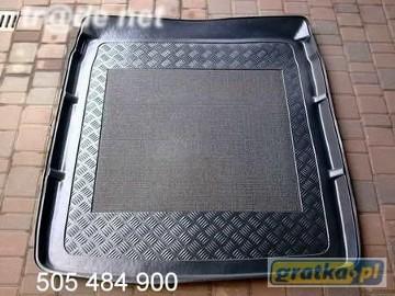 VOLKSWAGEN PASSAT B6 CC od 2008 mata bagażnika - idealnie dopasowana do kształtu bagażnika VW Volkswagen Passat