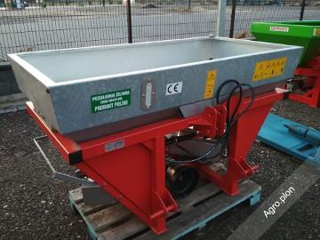 Rozsiewacz do nawozów GRASS-ROL Ocynkowany 600 l 100 litrów TRANSPORT