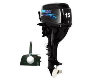Silnik zaburtowy spalinowy SF15FWL 15.0KM silniki do łodzi SEAKING!!!