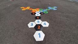 9dots.pl - gry chodnikowe, gry asfaltowe, gry wielkoformatowe, gry podwórkowe, miasteczko rowerowe