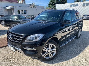 Mercedes-Benz Klasa ML W166 ML 350 BlueTec 4-Matic Faktura VAT 23%