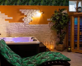 masaż. spa, sauna,jakuzzi