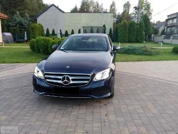Mercedes-Benz Klasa E W213 E 220 d 9G-TRONIC