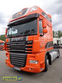 DAF XF 104.460 Super Space Cab SSC Low Deck