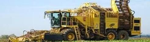 kursy obsługi kombajnów do roślin okopowych