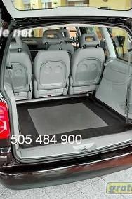 VOLKSWAGEN SHARAN II od 2000 do 2010 mata bagażnika - idealnie dopasowana do kształtu bagażnika VW Volkswagen Sharan-2