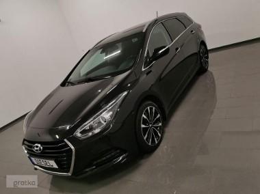 Hyundai i40 FV23% 141KM SPORT PREMIUM LED BIXenon Alu PDC Chrom Reling Zarej Gwa-1