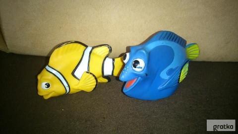 zabawki do kąpieli dla dzieci gumowe rybki cena za 2 sztuki