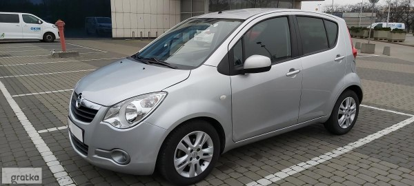 Opel Agila B 1.2 Enjoy aut