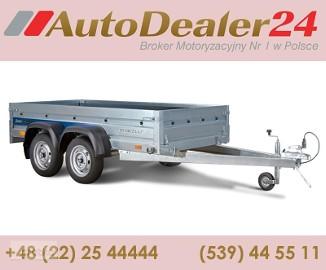 AutoDealer24.pl [NOWA FV Dowóz CAŁA EUROPA 7/24/365] 236 x 125 x 45 cm Faro Solidus + A sklejka