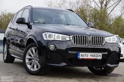 BMW X3 II (F25) 3.0 Diesel 258 KM Lift 4x4 LED M-Pakiet GWARANCJA!