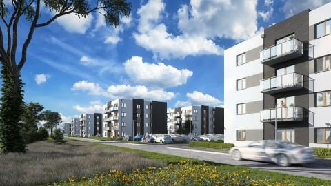 Nowe mieszkanie Koninko