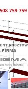 RUSZTOWANIA Rusztowanie 1000m2 na bloki 16,5m x 60m - Siedlce Warszawa-3