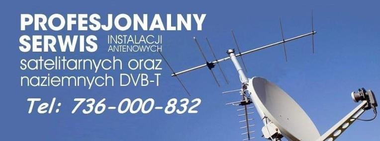Ustawienie anteny naziemnej Dvbt satelitarnej Cyfrowy polsat NC+ Orange Kielce najtaniej w Kielcach-1