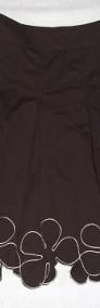 Spódnica HAFTY rozkloszowana j NOWA r.158 / 164-4