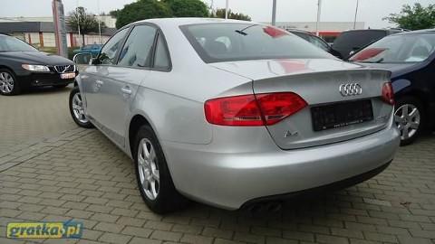 Audi A4 IV (B8) 2.0 TDI Limited Edition