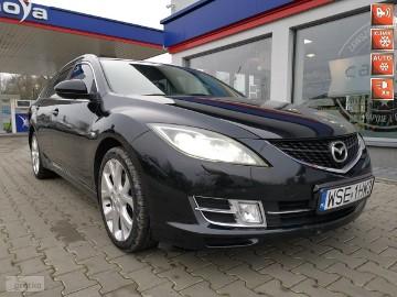 Mazda 6 II Mazda 6 Bogata Opcja