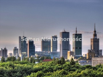 Działka inna Warszawa Chomiczówka