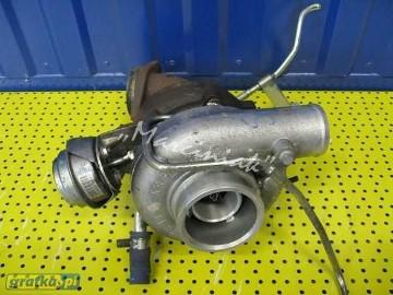 Turbosprężarka Turbina Iveco 3.0 Nowy model Euro4 Iveco Daily
