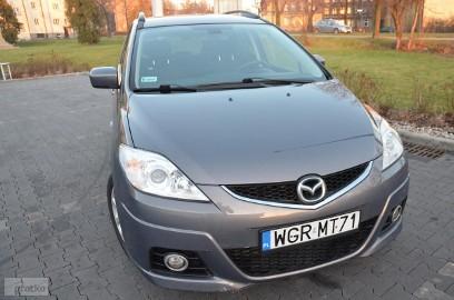 Mazda 5 I 2.0 143KM Alu+Navi+Kamera Cofania+G.Fotele+DVD!