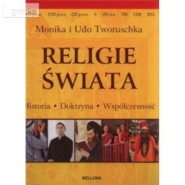Sprzedam książkę Religie świata Monika Tworuscha, Udo Tworuscha