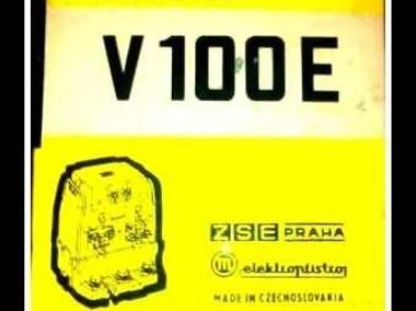 Stycznik V 100 E , Prąd ciągły: 100A . Moc (AC3): bd.-2