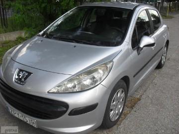 Peugeot 207 1.4 HDI zarejestr.klima I wł.5-drzwiowy GWARANCJA