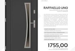 Drzwi stalowe SETTO model RAFFAELLO UNO 68