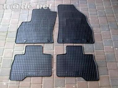 FIAT QUBO 5 osobowy od 2008 r. do teraz dywaniki gumowe wysokiej jakości idealnie dopasowane Fiat-1