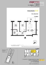 Nowe mieszkanie Poznań Junikowo, ul. Ziębicka