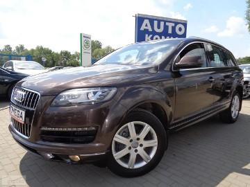 Audi Q7 I Salonowy 1 Właściciel Serwisowany Pneumatyka VAT