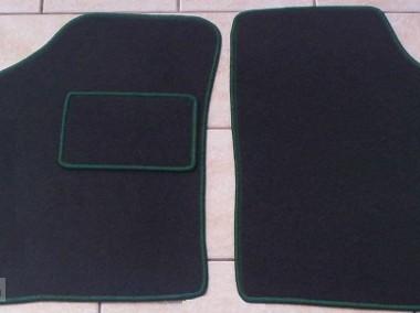 Nissan Kubistar I 1998-2008 najwyższej jakości dywaniki samochodowe z grubego weluru z gumą od spodu, dedykowane Nissan Kubistar-1