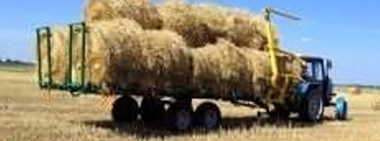 Ukraina.Grunty rolne.Biomasa.Sloma zbozowa,rzepakowa,lniana.Od 70 zl/-1