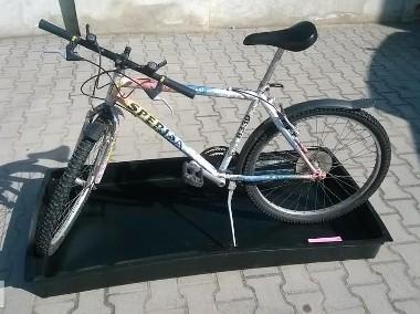 Kuweta plastikowa pod rower 145x70x12cm-1