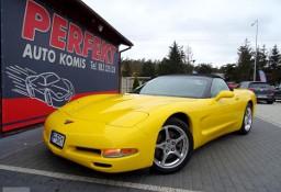 Chevrolet Corvette V (C5) Idealna*Automat*Klimatronik*Skóra
