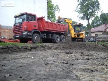 Piasek,Ziemia,Gruz,Rozbiórki, Zgierz, Aleksandrów, Sokolniki,Grotniki,Rąbień,Ozorków,Łódź