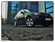 BMW X3 I (E83) 2.0d.150 Sport Pakiet 4x4 Skóra Led Serwis Gwarabcja