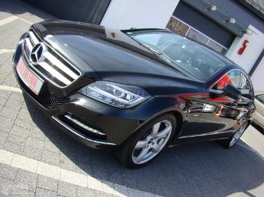 Mercedes-Benz Klasa CLS W218 Stan Idealny ! Jeden Właściciel ! 100 % ASO ! Bezw-1