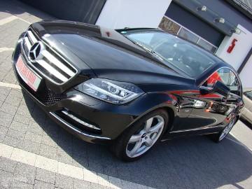 Mercedes-Benz Klasa CLS W218 Stan Idealny ! Jeden Właściciel ! 100 % ASO ! Bezw