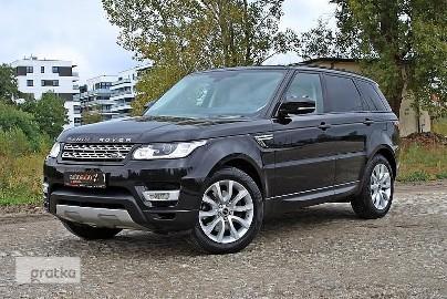 Land Rover Range Rover Sport Salon Polska! Pierwszy Właściciel! Serwisowany! Bezwypadkowy! F-Vat2
