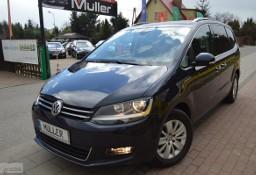 Volkswagen Sharan II 2.0 TDI-184KM - DSG,NAVI,PARCTRONIC, SERWIS.......