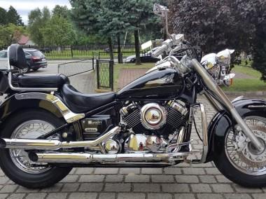 Yamaha Drag Star XVS 650 Classic-1