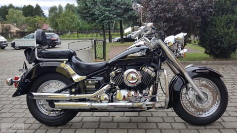 Yamaha Drag Star XVS 650 Classic