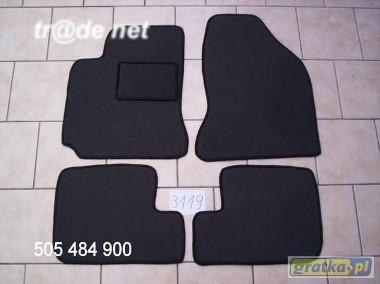 Toyota Rav-4 1994-2000 5 drzwi najwyższej jakości dywaniki samochodowe z grubego weluru z gumą od spodu, dedykowane Toyota RAV 4-1